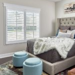 Custom Shutters for Bedrooms in Charlotte, North Carolina (NC)