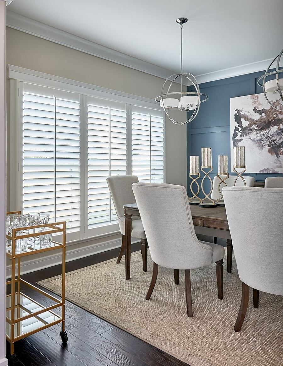 Adding Custom Plantation Shutters to Homes Near Cornelius, North Carolina (NC)