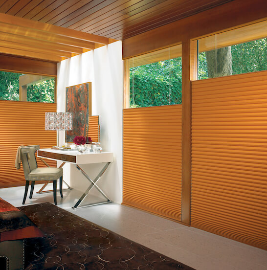 Custom Duette Honeycomb Shades Promotion in Charlotte, NC