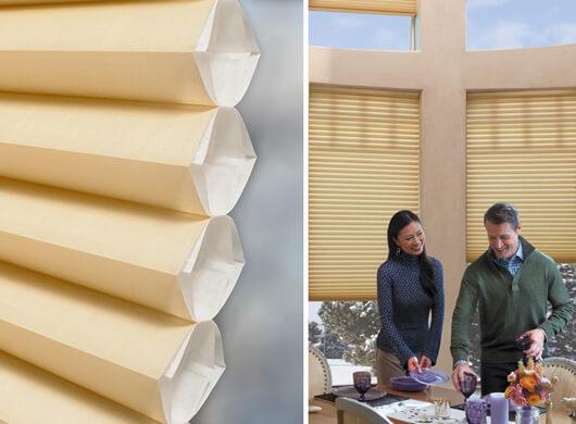 Duette® Architella Honeycomb Shades