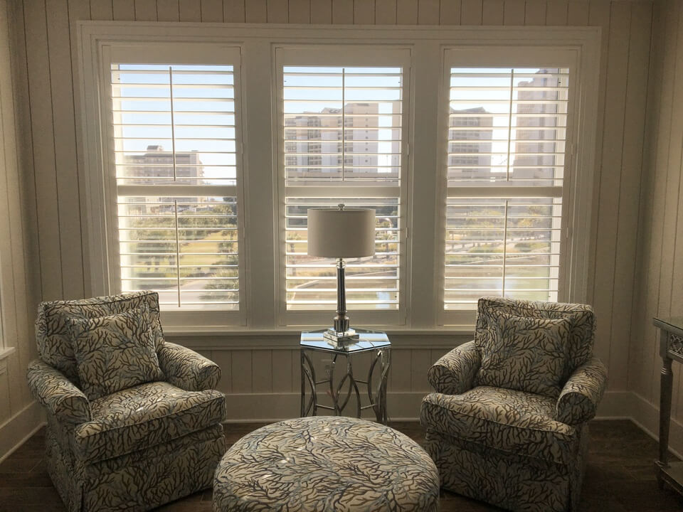 Artisan Plantation Shutter Gallery for Homes in Charlotte, NC