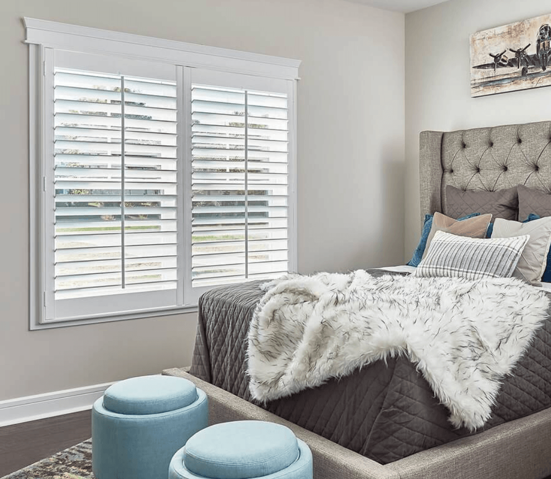 Increase Your Home's Beauty With Shutters Near Charlotte, North Carolina (NC) like Hard Wood from Artisan