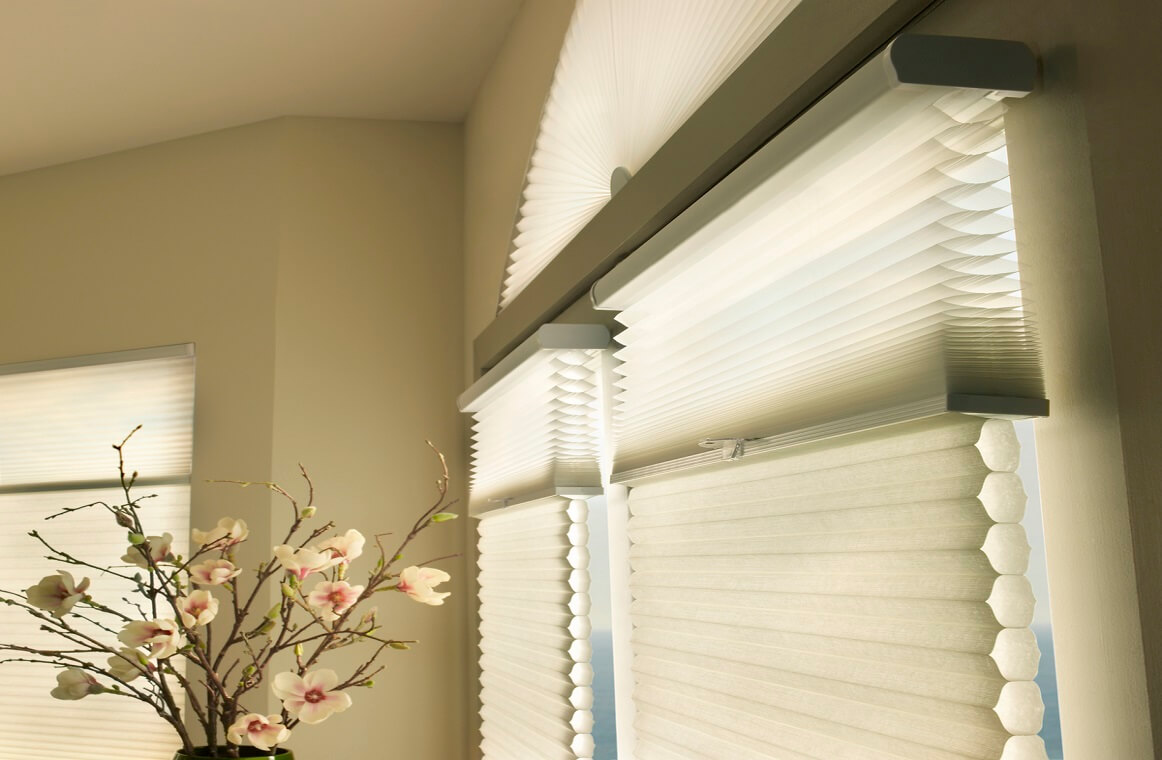 Bringing Honeycomb Shades into your home near Myrtle Beach, South Carolina (SC) like Applause Honeycomb Shades