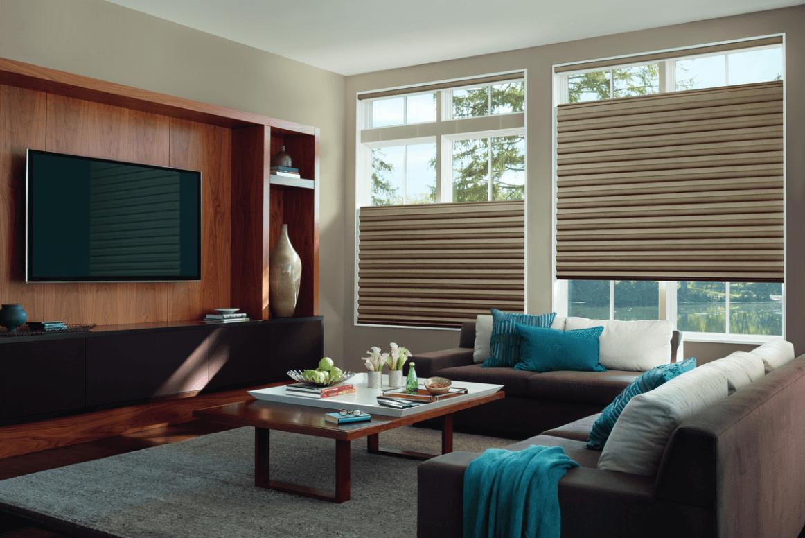 Introducing new window treatments near Myrtle Beach, South Carolina (SC) including gorgeous roman shades