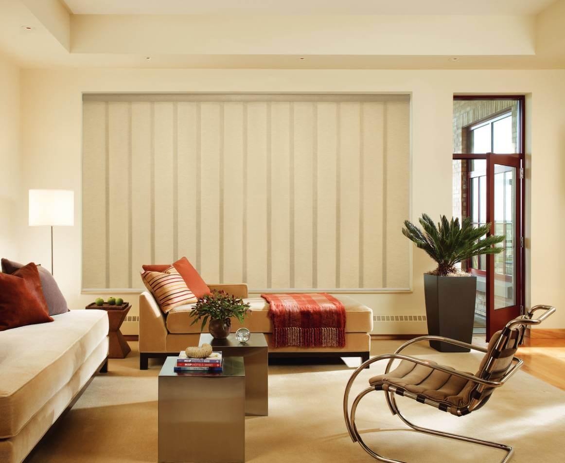 Skyline® Gliding Window Panels North Myrtle Beach, South Carolina (SC) and other Hunter Douglas window treatments