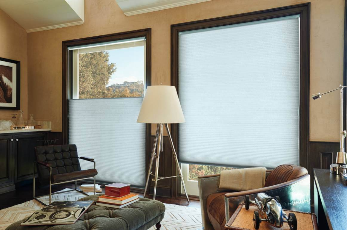 Hunter Douglas Duette® Honeycomb Shade near Charlotte, North Carolina (NC) and other energy saving techniques
